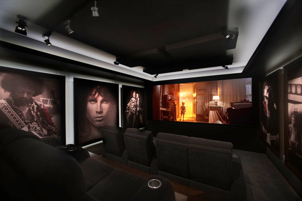 Home Control and Audio Home Theatre Systems