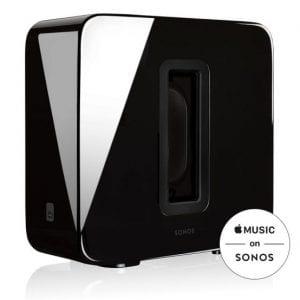 Sonos SUB Gloss Black Home Control and Audio