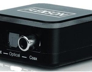 Flexson - Digital Coaxial to Optical Converter - Home Control and Audio