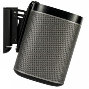 Flexson Sonos Play 1: Wall Mount Single Black Home Control and Audio