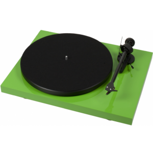 Pro-Ject Debut Carbon OM10 Turntable Green - Home Control and Audio