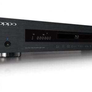 Blu-Ray & CD Players