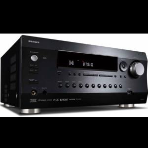 Integra DRX-R1 A/V Receiver - Home Control and Audio