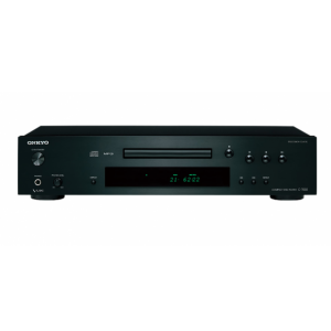 Onkyo C-7030 CD Player Black - Home Control and Audio