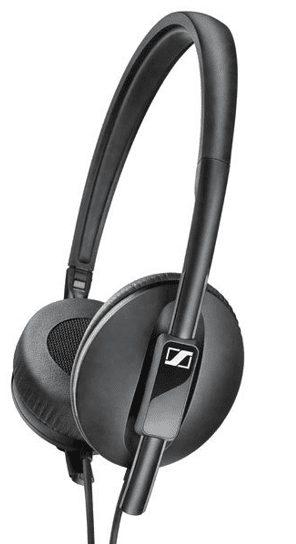 Sennheiser HD 2.10 On Ear Foldable Headphones - Home Control and Audio