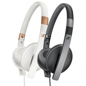 Sennheiser HD 2.30 On Ear Foldable Headphones - Home Control and Audio