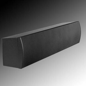 Triad On-Wall Mini LCR 2.0 Soundbar - Home Control and Audio