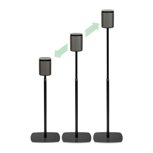 Flexson Adjustable Floorstand for SONOS PLAY:1 Home Control and Audio