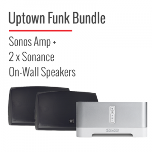 Uptown Funk Bundle Home Control and Audio